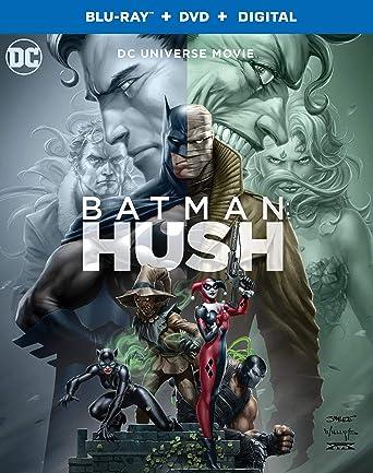 Batman: Hush 2 Blu-Ray Edizione: Stati Uniti Italia Blu-ray ...