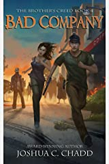 Bad Company (The Brother's Creed Book 4) Kindle Edition