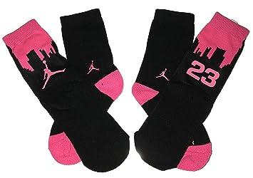 Nike Big Kids Jordan - Calcetines de Dos Tonos para niños ...