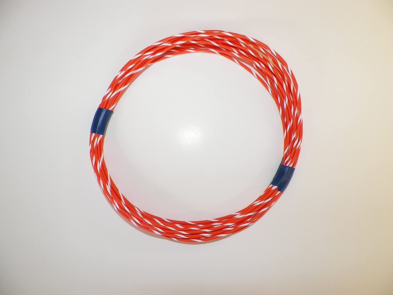 16 Ga - GXL ORANGE Abrasion-Resistant General Purpose Wire 50 feet coil