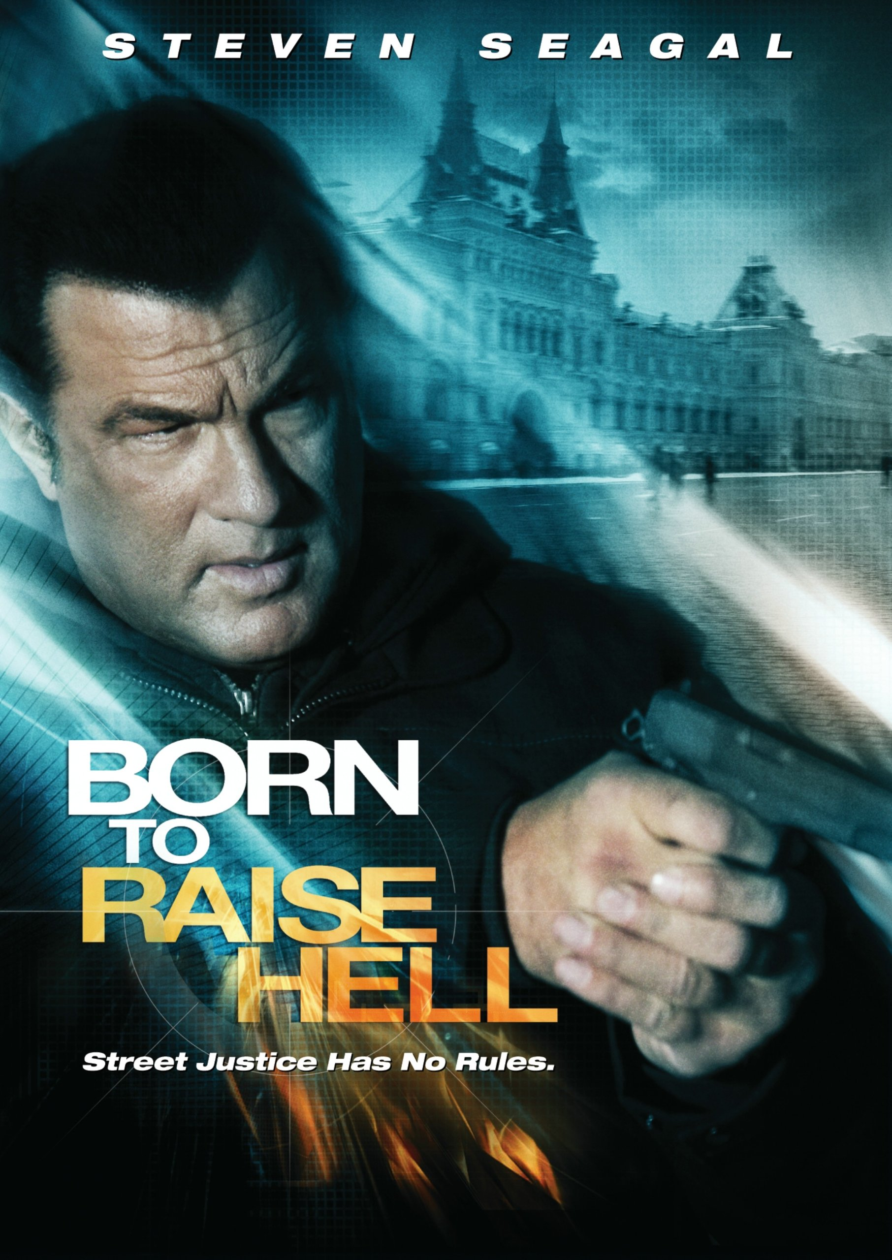 DVD : Born To Raise Hell (, Dolby, AC-3, Widescreen)