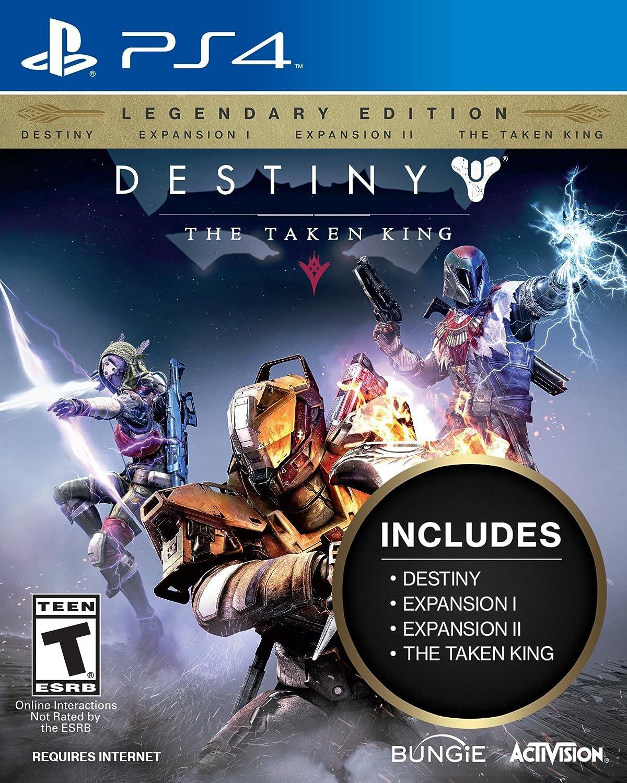 Amazon com: Destiny: The Taken King - Legendary Edition