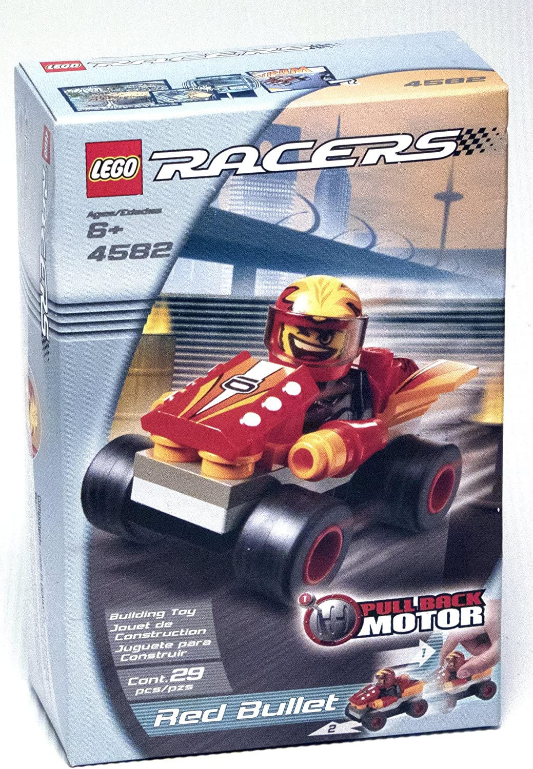 Lego Racers: Red Bullet
