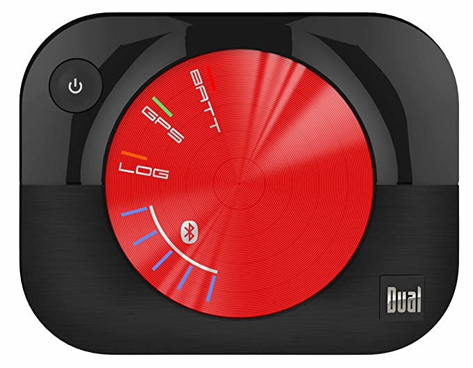 2584ff4dc8c Image Unavailable. Image not available for. Color  Dual Electronics XGPS160  Multipurpose Universal 5 Device Bluetooth GPS Receiver with Wide Area ...
