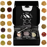 Witchcraft Supplies Herbs for Witchcraft-Dried Herb Kit for Wicca, Pagan and Wiccan Rituals, Altar Supplies, Magic Spells and