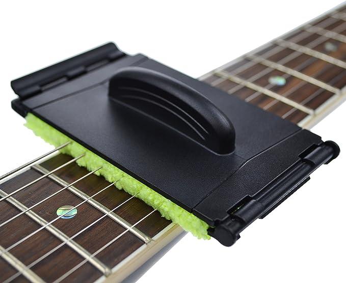 Joyo ACE-30 - Esponja para limpiar cuerdas de guitarra: Amazon.es ...