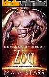 Zoq (Dragons Of Kelon) (A Sci Fi Alien Weredragon Romance)