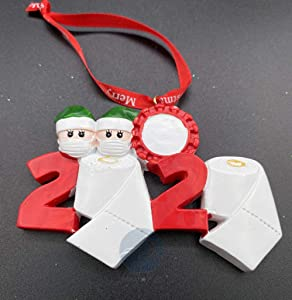 Mindful 2020 Stay at Home Special Christmas Ornaments