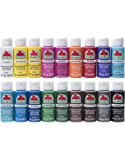Apple Barrel Acrylic Paint Set, 2-Ounce