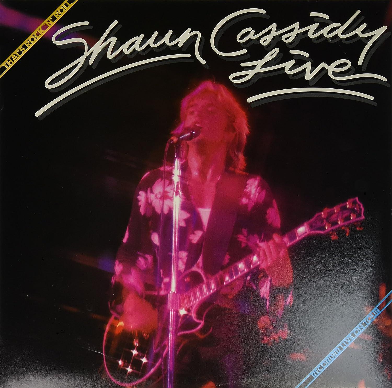 Shaun Cassidy - Live - Thats RockN Roll - Warner Bros ...