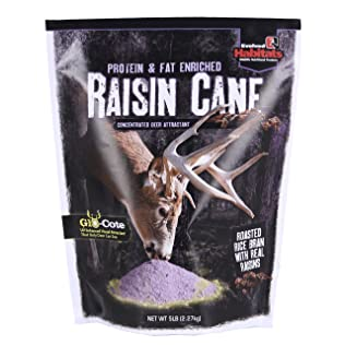 Evolved Habitats Raisin Cane Deer Attractant