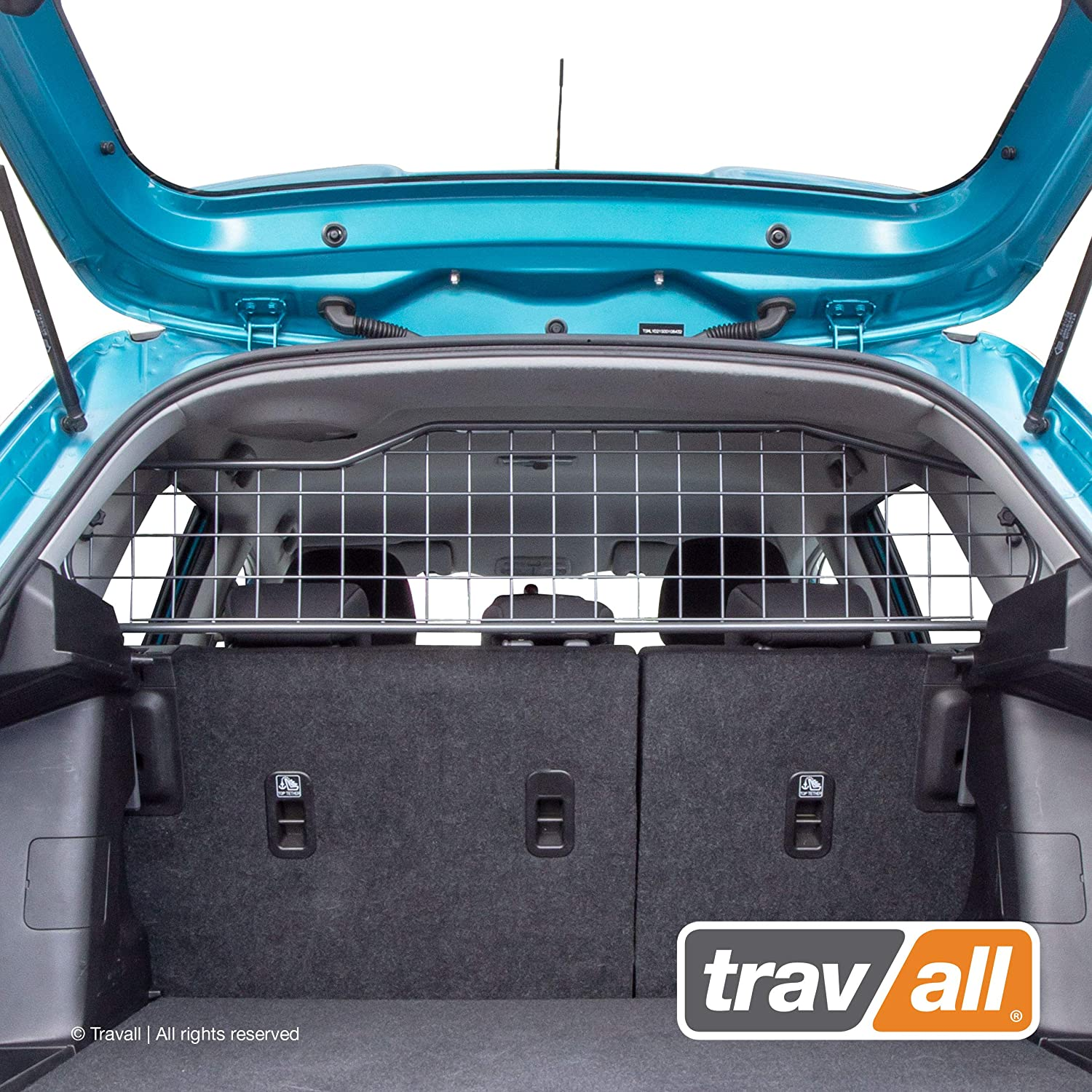 Travall Guard TDG1504 Vehicle-Specific Dog Guard