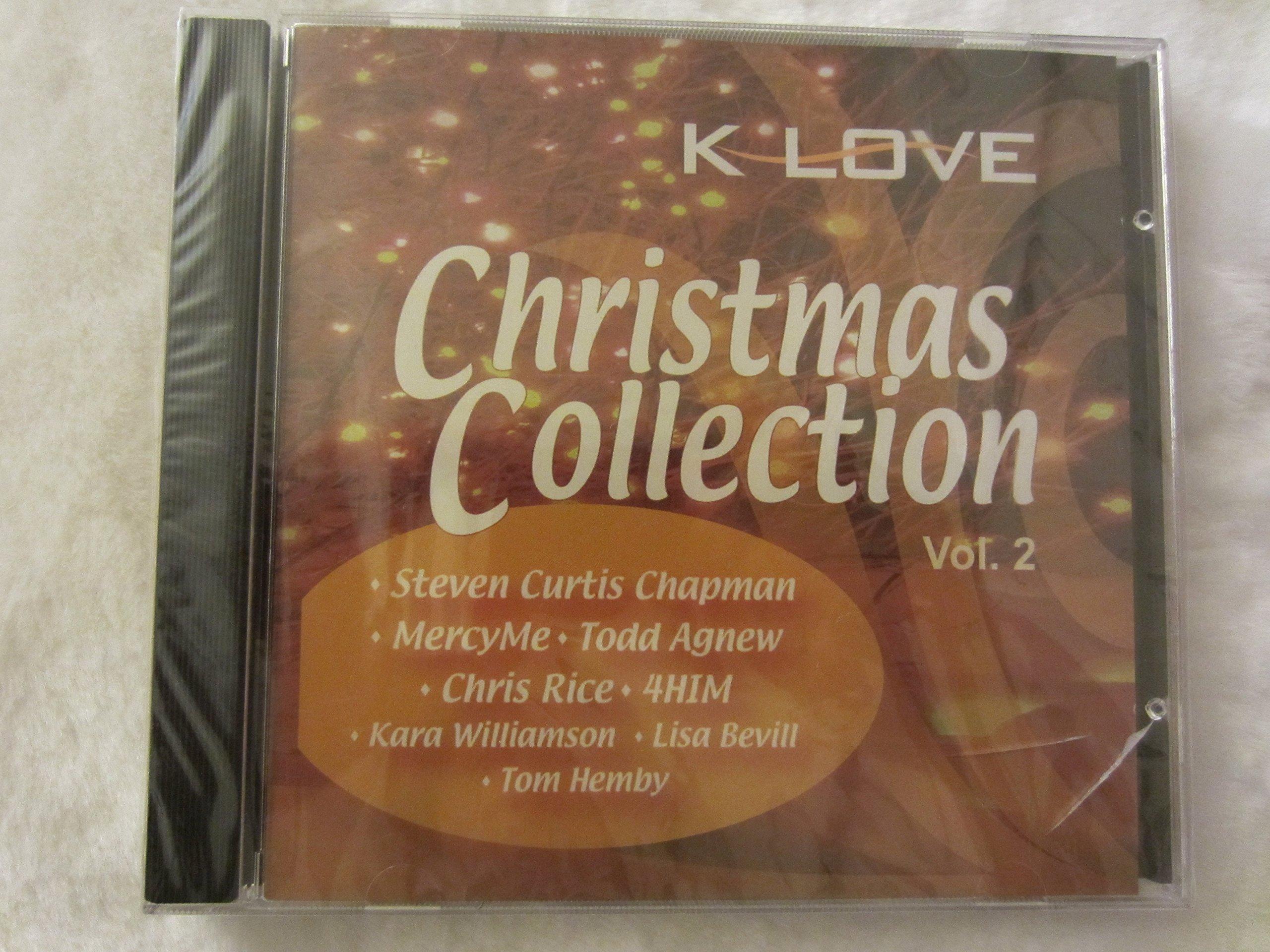 K Love Christmas Collection, Volume 2 (Audio CD): K Love, Stven ...