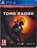 Shadow Of The Tomb Raider Day One Steelbook Edition PS4