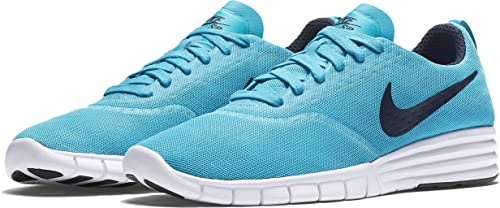34f36d68401e Nike Men s SB Lunar Paul Rodriguez 9 Skate Shoe Gamma Blue White 9 D(M) US   Buy Online at Low Prices in India - Amazon.in
