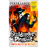 Apocalypse Kings (Skulduggery Pleasant)