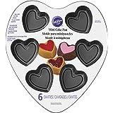 Wilton Heart Cake Pan -6 Cavity