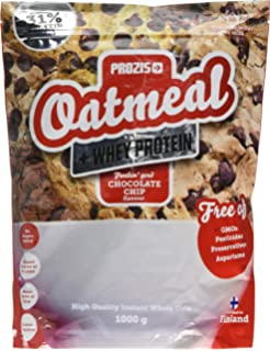 Prozis Oatmeal, Chocolate Chip - 1000 gr