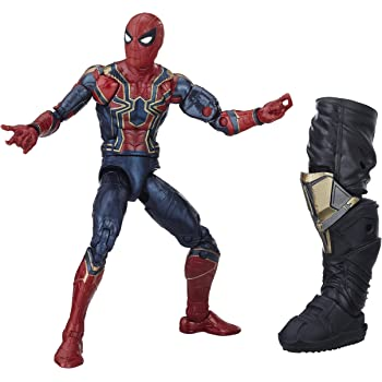 Avengers Figura Iron Spider 6 Pulgadas Marvel Action Figure