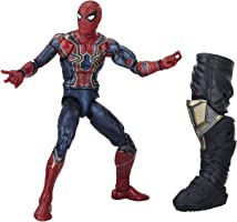 Avengers Figura Iron Spider 6 Pulgadas Marvel Action Figure