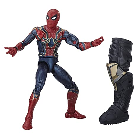 Картинки по запросу marvel legends avengers iron spider man figure by hasbro