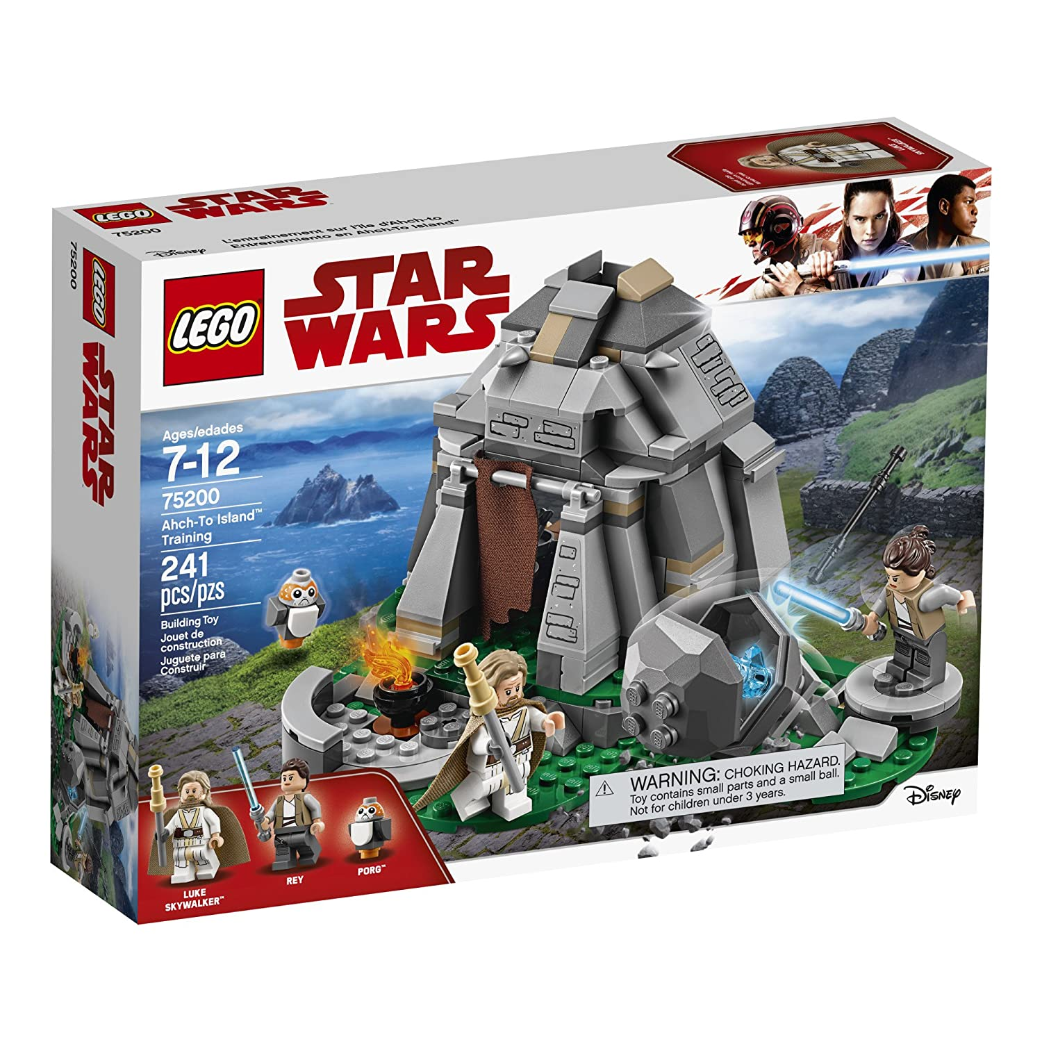 lego star wars 2018 amazon sales the brick fan. Black Bedroom Furniture Sets. Home Design Ideas