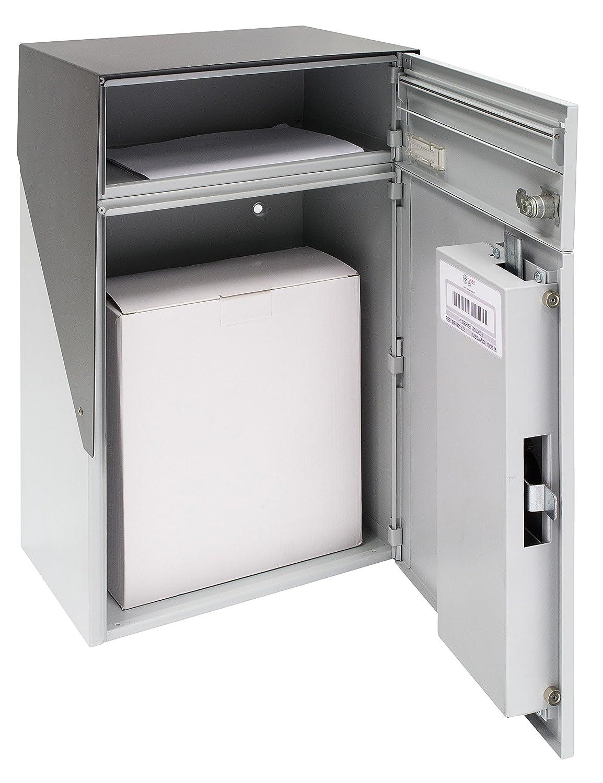 Buzón de paquetería BALEA BOX+buzón de correo para vivienda ...