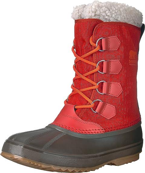 Sorel Mens 1964 Pac Nylon Warm Lining Mid-Calf Boots