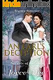 An Earl's Deception: Regency Romance (Secrets of London)