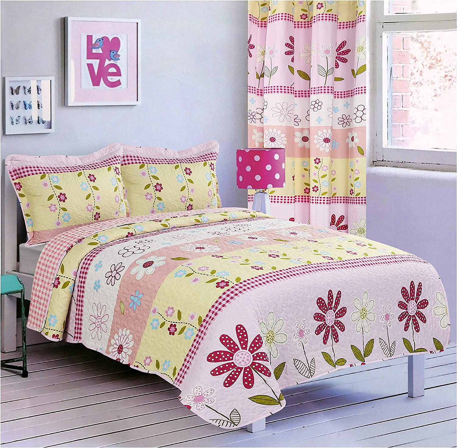 Amazon.com: All American Collection Teens/Girls Bedspread and