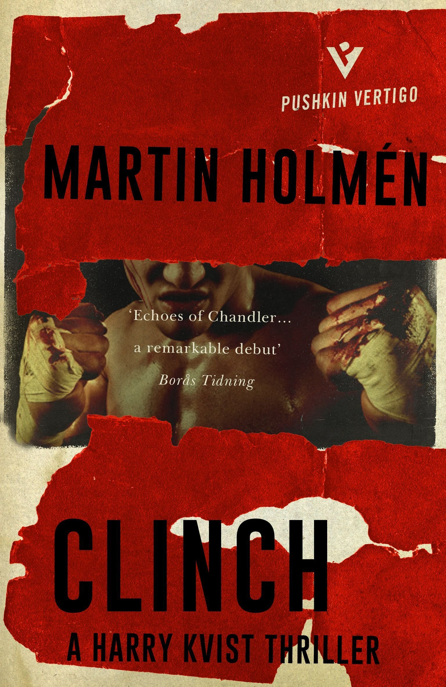 Clinch (The Stockholm Trilogy)