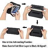Faraday Bag, Wisdompro RFID Signal Blocking Bag