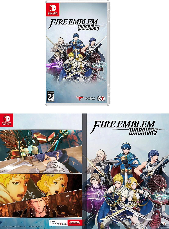 New Nintendo 3DS Fire Emblem Warriors - Edición Estándar: Amazon.es: Videojuegos