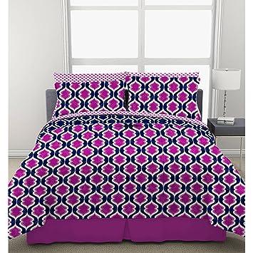 Your Zone Piece Zebra Bedding Comforter Set  FULL QUEEN. Amazon com  Your Zone Piece Zebra Bedding Comforter Set  FULL