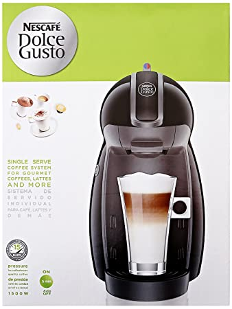 Image Unavailable. Image not available for. Color: Nescafe Dolce Gusto Piccolo Coffee Machine