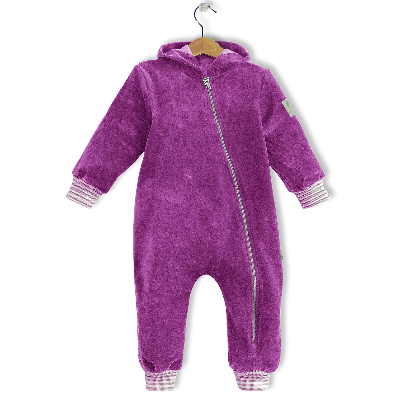 bubble.kid berlin - Baby Mädchen Junge Ganzjahres Overall Anzug Einteiler Jumpsuit - Nicki