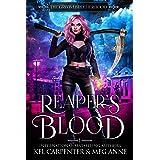 Reaper's Blood (The Grimm Brotherhood Book 1)