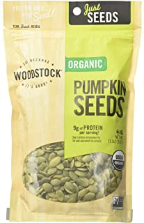 product image for Woodstock Farms, Organic Pumpkin Seeds, 11 oz