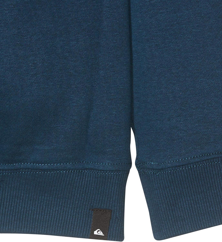 Quiksilver Nelson Sun-Sweat /À Capuche pour Gar/çon 8-16 Ans Sweatshirt