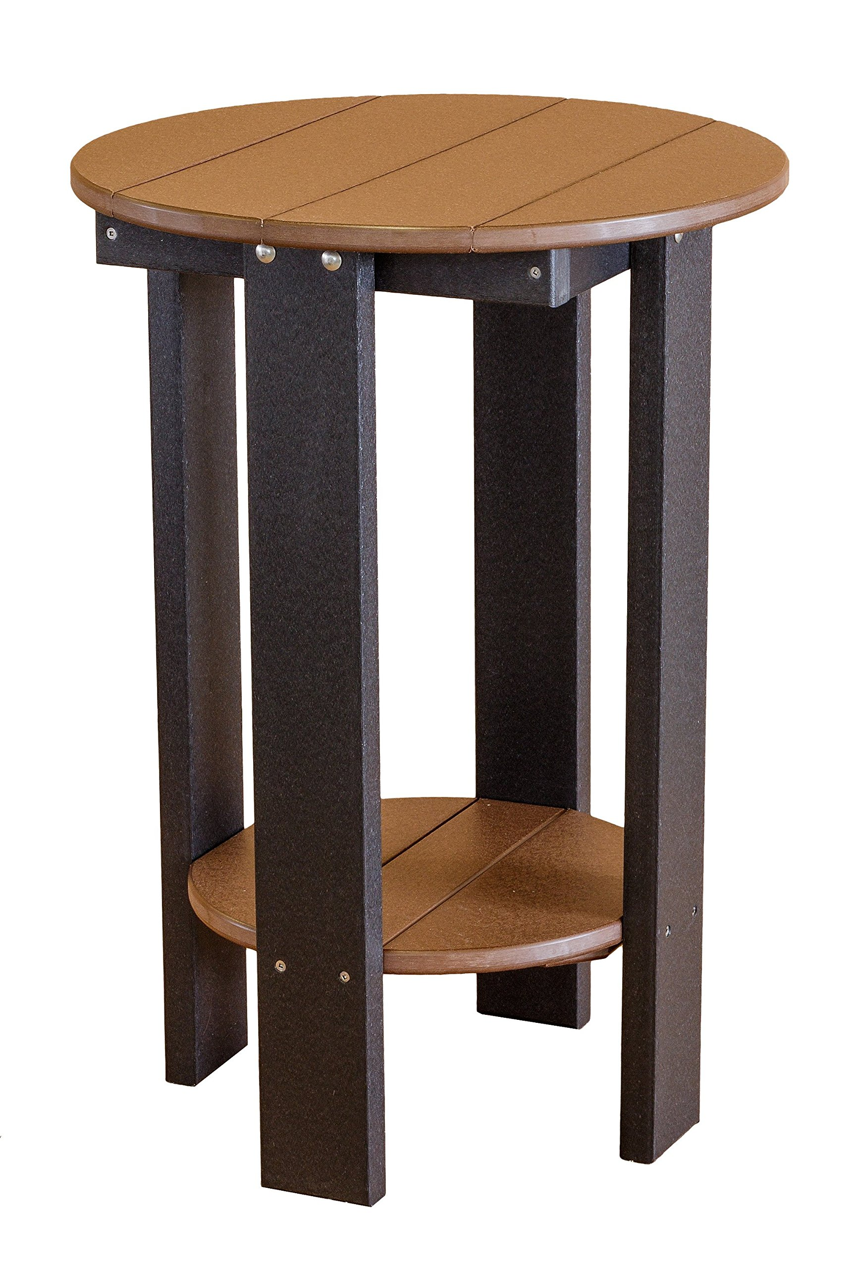 Little Cottage Company Heritage Balcony Table, Light Gray