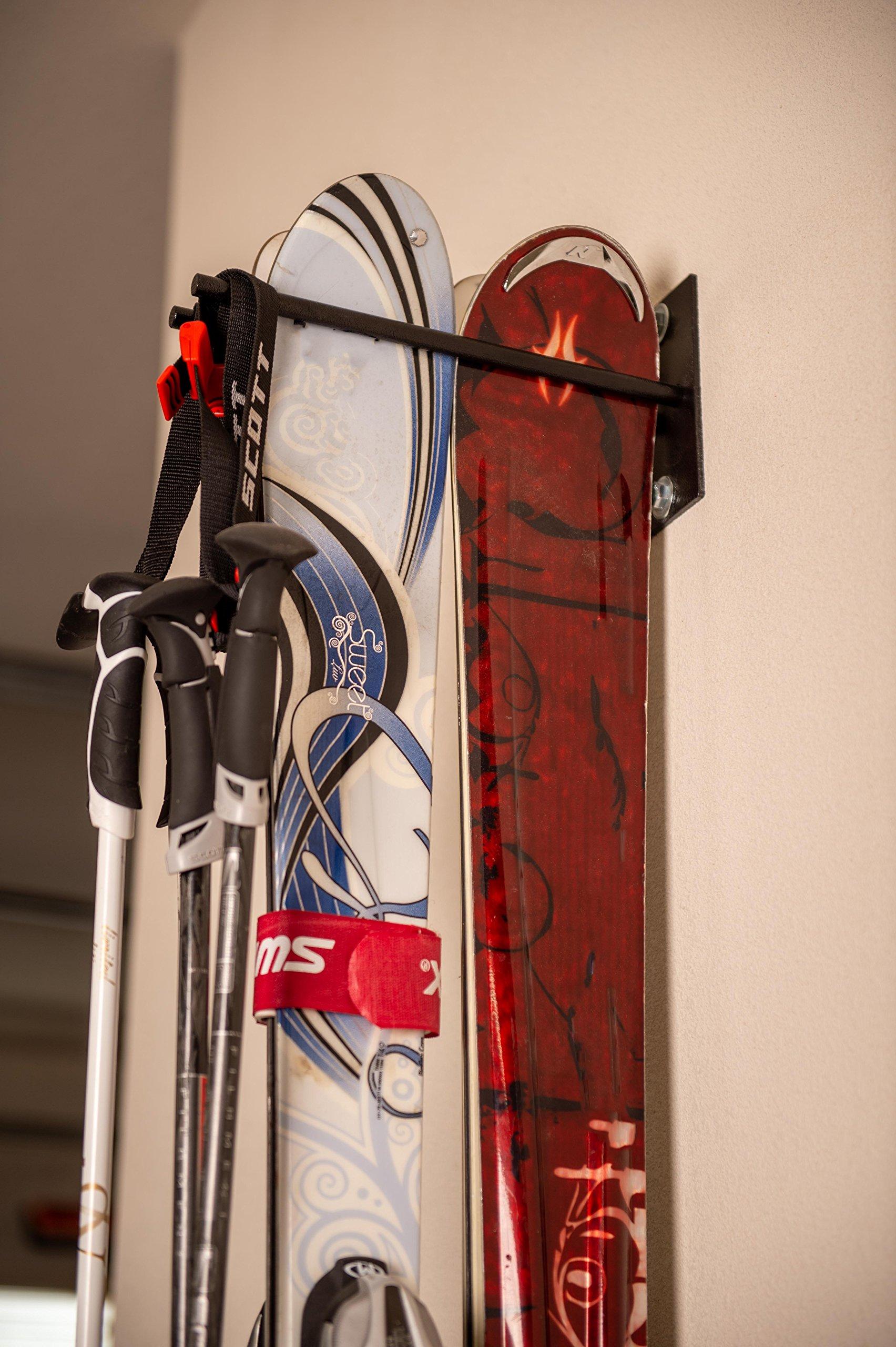 Rough Rack 1 2 Ski & Snowboard Rack