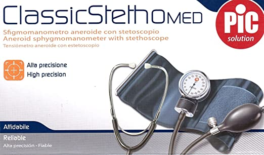 305 opinioni per Pic Misuratore di Pressione Arteriosa Meccanico da Braccio con Stetoscopio