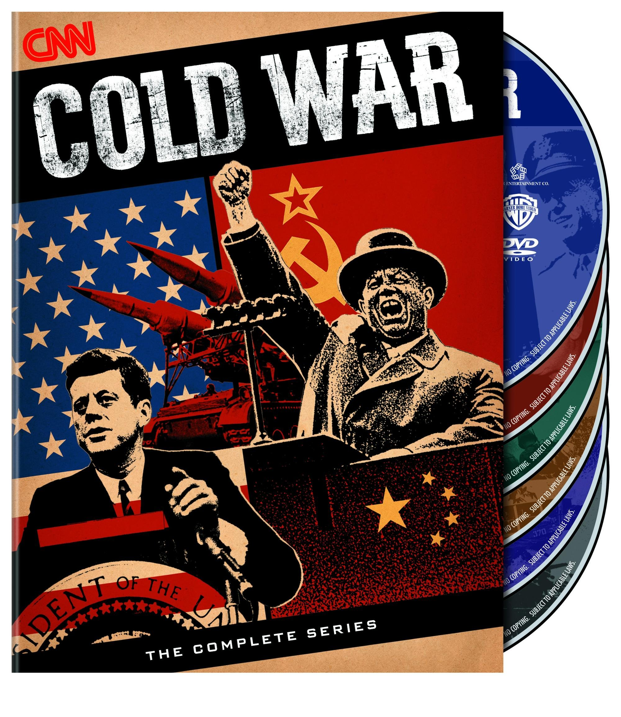 Cold War: The Complete Series by Warner Manufacturing