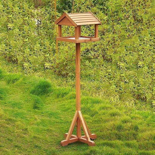 The Hutch Company Bath Universal Feather Edge Bird Table