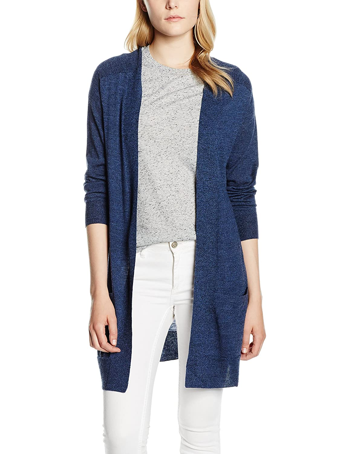 Noa Noa Damen Strickjacke Merino Knit