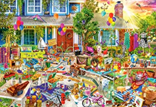 product image for Buffalo Games - Aimee Stewart - Yard Sale - 2000 Piece Jigsaw Puzzle