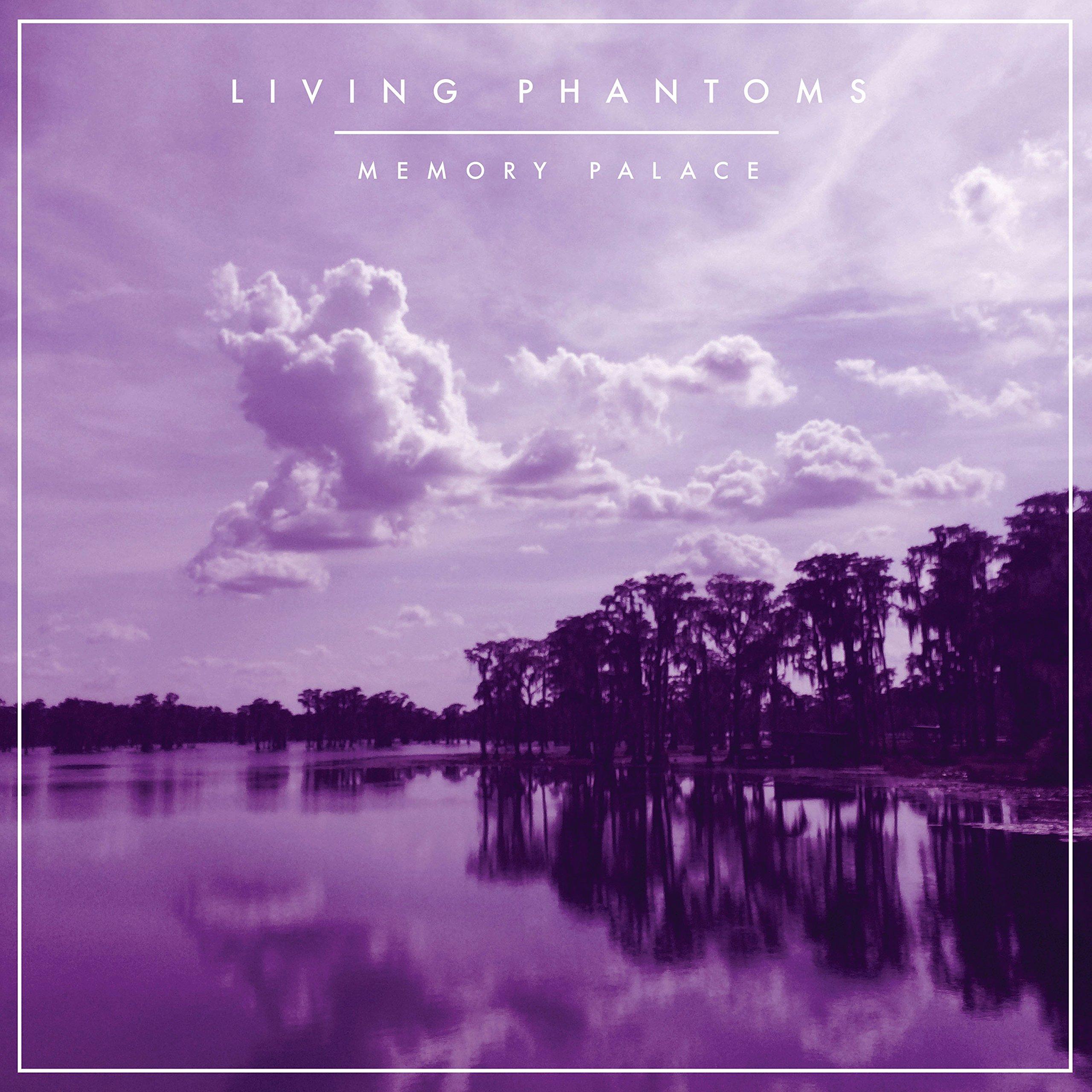 Living Phantoms - Memory Palace (CD)