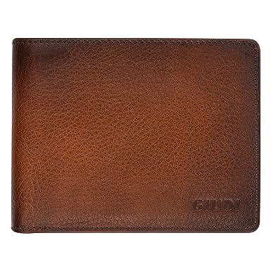 74f45be27fef Giudi Deluxe Bifold Men's Wallet Made in Italy - Beautiful Genuine ...