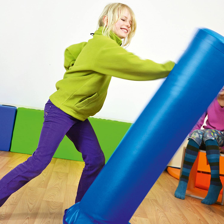FLIXI Profi Boxsack f/ür Kinder gef/üllt und freistehend 1 Paar Kinderboxhandschuhe