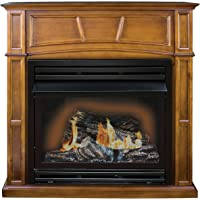 Comfort Glow GFD3280R The The Savannah Remote Controlled Vent Free Gas Fireplace, 30000 Btu